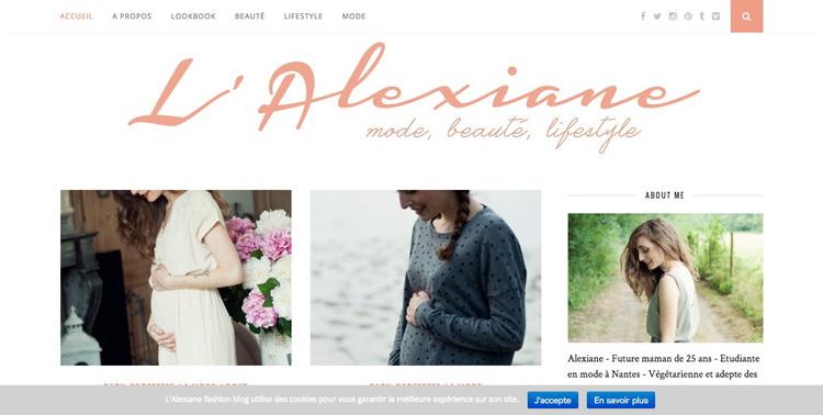 L'Alexiane - mode, beauté, lifestyle - Blog mode, beauté et lifestyle à Nantes