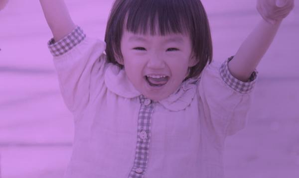子供に合う色の例