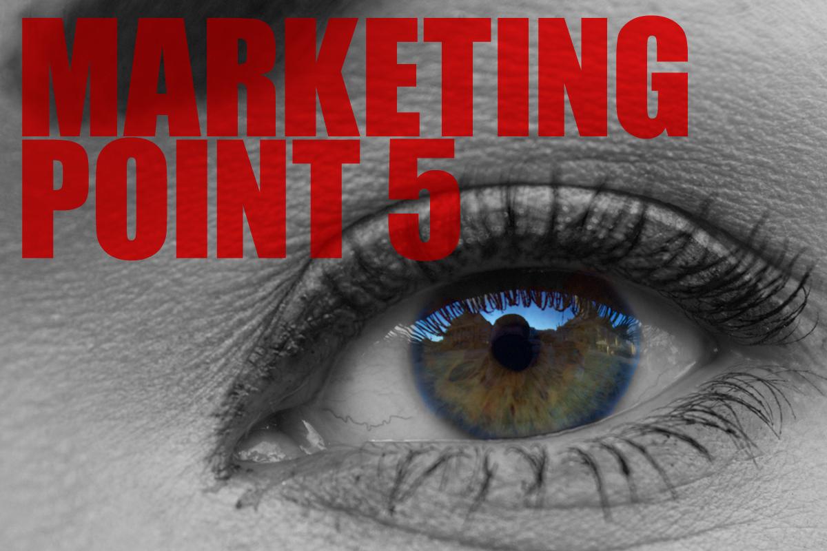 マーケティング戦略の参考に!絶対に成功へ繋げるための5つのポイント!