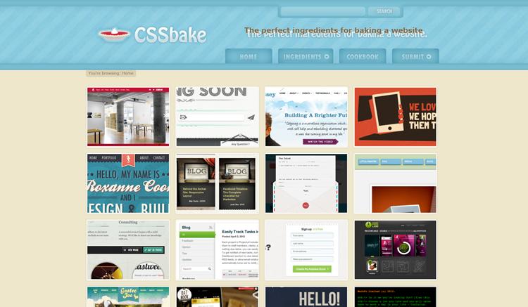 CSSbake