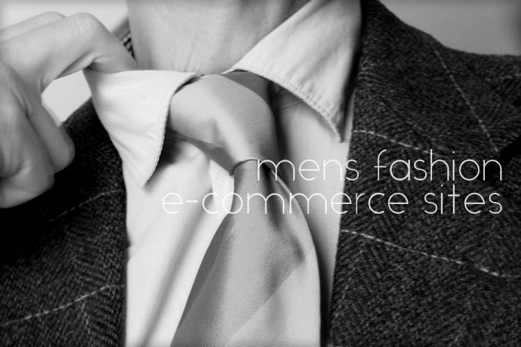 センス抜群!メンズファッションのプレゼント選びに使いたい5つのECサイト!