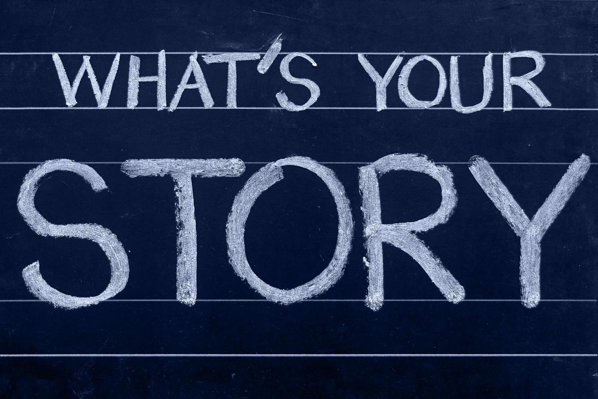ストーリーを考える