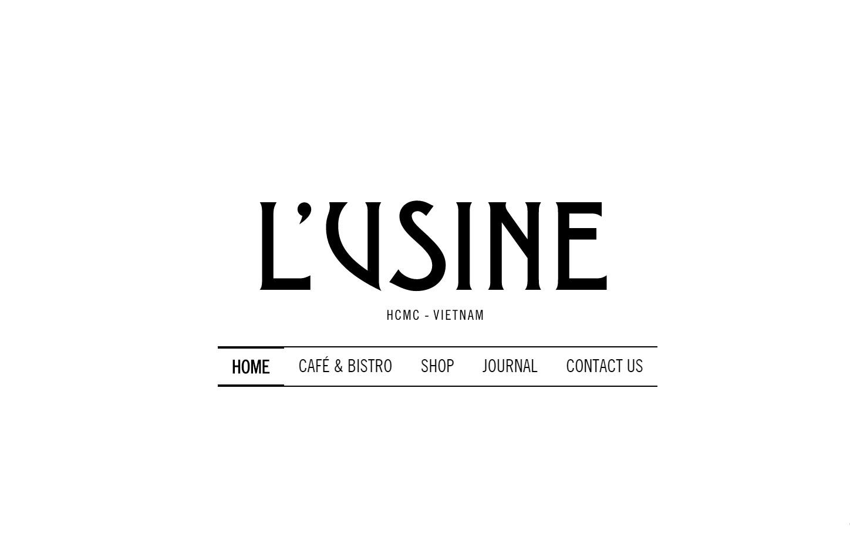 「L'USINE(ルージン)」