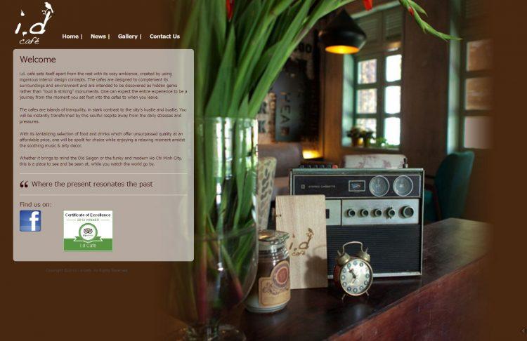 ホーチミン i.d.cafe(アイディーカフェ)
